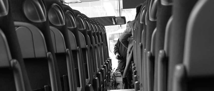 autobus visoke turističke klase